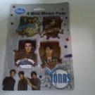 Disney's Jonas Brothers Mini note pads