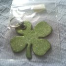 Shamrock key chain