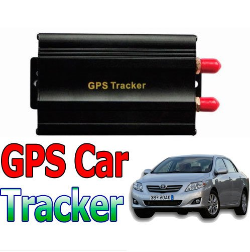 GSM GPRS GPS Tracker for Car Vehicle Automotive auto