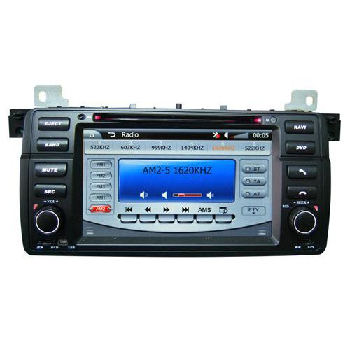 BMW 5-E39,X5-E53 DVD players with Digital Screen,GPS,Ipod