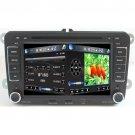 VW TOURAN/SAGITAR/MAGOTZEN/CADDY GPS Nav DVD+3D Digital Screen