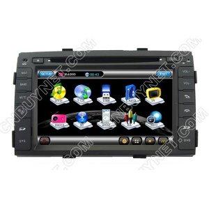 2007-2010 Kia Sorento GPS Navigation DVD,Radio,TV,Audio Player