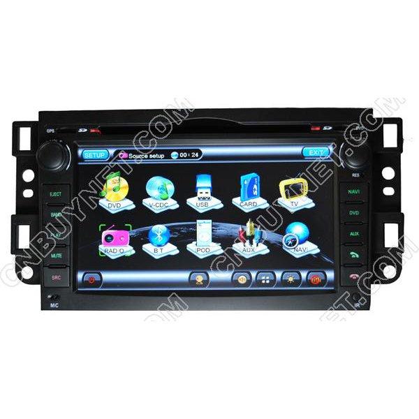 Chevrolet Optra GPS Navigation DVD Player,Radio,TV