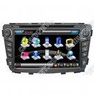 Hyundai Solaris DVD GPS Player Navigation, Radio, Ipod, RDS, CDC