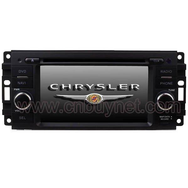 CHRYSLER Sebring 2007-2009 Navigation GPS DVD player,Radio