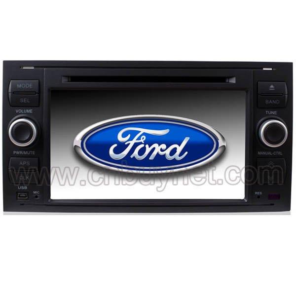 Ford Fiesta 2005- 2007 GPS Navigation DVD Player, Radio, Ipod