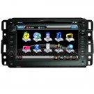 GMC Savana Navigation GPS DVD Player, Multimedia Radio, Canbus
