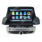 Renault Megane III 2009 - 2011 GPS Navigation DVD Player, TV