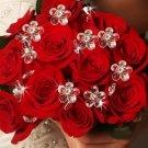 Clear Flower Bouquet Jewels