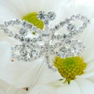 Dragonfly Crystal Bouquet Jewelry