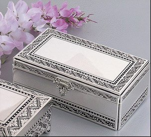 Rectangular Jewelry Box 26037