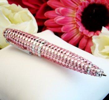 Crystal Pink Pen