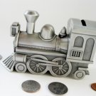 Ringbearer's Train Bank Can be Engraved with Name & Date