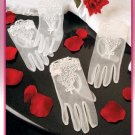 Child's Embroidered Sheer Gloves GL Child 202