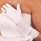 Ring Finger Elbow Length Bridal Glove GL 217-8E