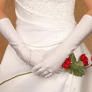 Formal or Bridal Gloves Style GLME