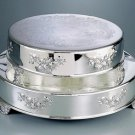 """Round Classic Wedding Cake Tableau Stand 14"""" & 18"""" (Style"""