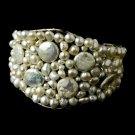 Bracelet 8379 Silver Pearl