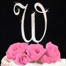 Swarovski Crystal Wedding Cake Topper
