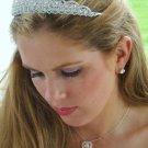 Crystal Couture Bridal Tiara & Jewelry Set NE 71625 & HP 6350