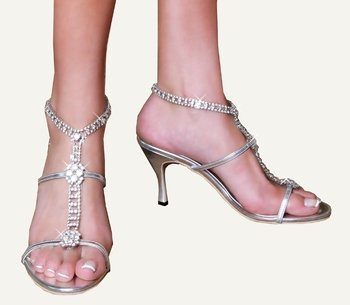 Rome - Celebrity Style Party Shoes