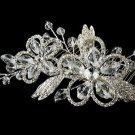 Swarovski Crystal Bridal Side Comb 7811 Silver