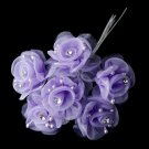Lilac Flower Bunch BQ 7016