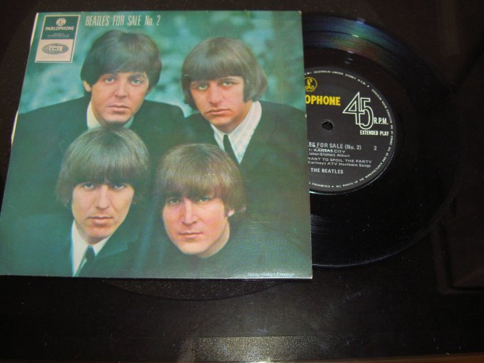 Beatles-For Sale No. 2 EP