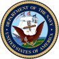 Navy Logo Cross Stitch E-Pattern