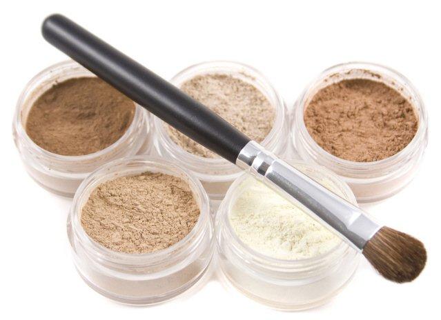 6pc SUGAR Mineral Eye Shadow Kit