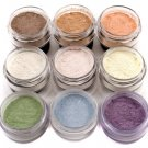 9pc SPRING Mineral Eye Shadow Kit