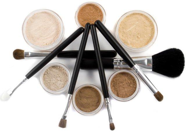 14pc NEUTRALS Mineral Makeup Kit