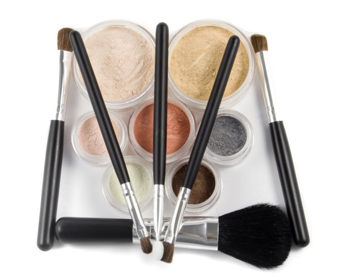 15pc SWEETHEART Mineral Makeup Kit