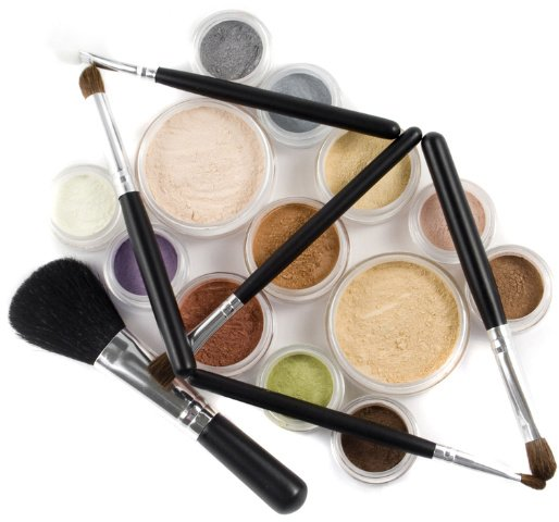 21pc GLAM COLOR Mineral Makeup Kit