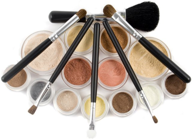 21pc GLAM NEUTRAL Mineral Makeup Kit