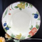 Mikasa Country Classics Vegetable Bowl Round Rim 10 Inch Fruit Panorama DC014