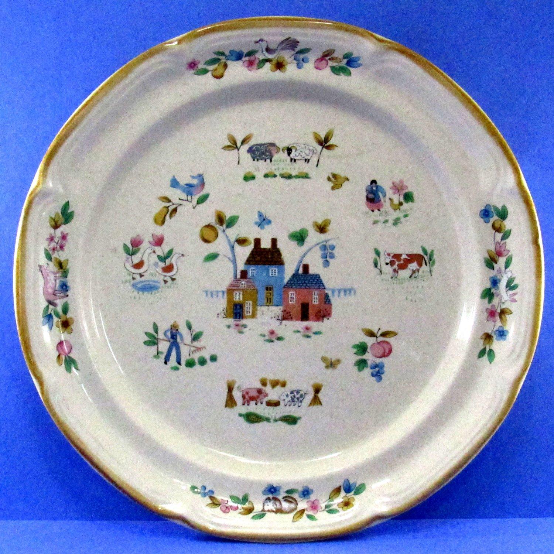 sc 1 st  Grannyu0027s Bargain Attic - eCRATER & International Heartland Dinner Plate International China Company