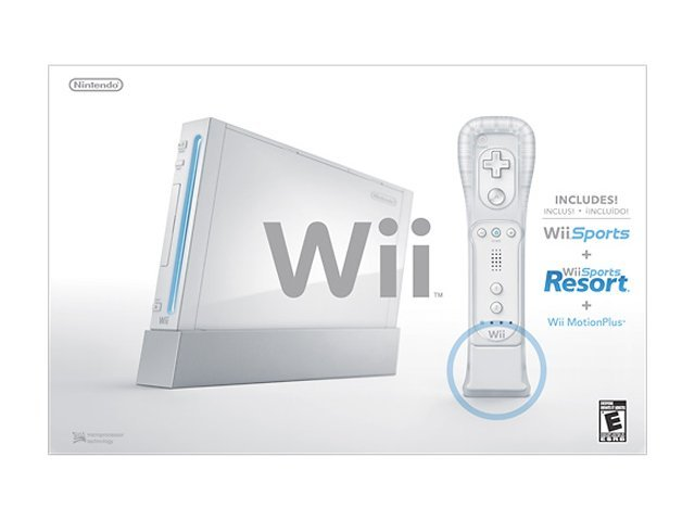 Nintendo Wii 1-Player Sports Bundle #1 (White)