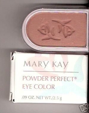Mary Kay Powder Perfect Eye Color * SEASHELL