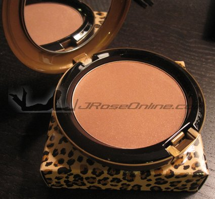 MAC Style Warriors Refined Golden Bronzing Powder