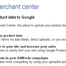 Google Merchant Center Wordpress Feed Setup