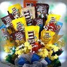 Mad About M & Ms Candy Bouquet