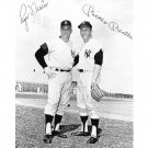 NEW YORK YANKEES- MICKEY MANTLE & ROGER MARIS RARE VIEW