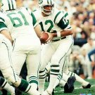 NEW YORK JETS- JOE NAMATH - HAND OFF