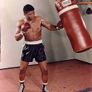 BOXING- FLOYD PATTERSON - COLOR