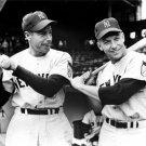NEW YORK YANKEES- 1951 JOE DiMAGGIO & MICKEY MANTLE