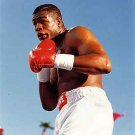 BOXING- RIDDICK BOWE Heavyweight Champion COLOR