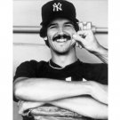 NEW YORK YANKEES- RON GUIDRY CANDID