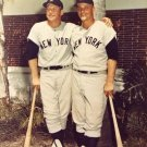 NEW YORK YANKEES- MICKEY MANTLE & ROGER MARIS - COLOR