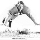 NEW YORK GIANTS- ANDY ROBUSTELLI - TRAINING CAMP